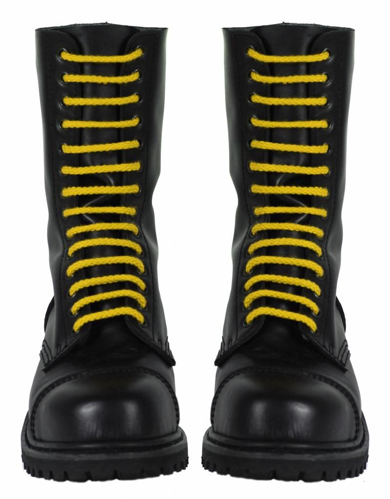 RoB Boot Laces 14-Hole Yellow