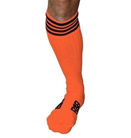 RoB RoB Boot Socks Orange mit Schwarz