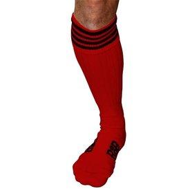 RoB RoB Boot Socks Rot mit Schwarz
