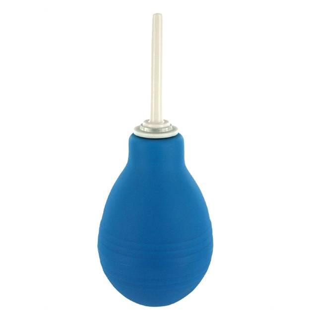 Blue Bulb Douche