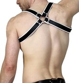 RoB Shoulder Harness White Piping