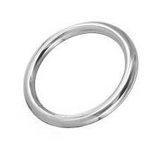 Cockring rond 6 mm