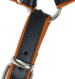 RoB H-Front Harness with orange piping