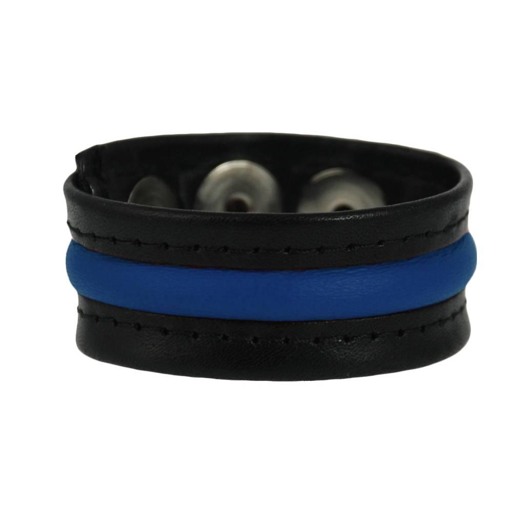 RoB 3-Snap-Cockstrap Blau