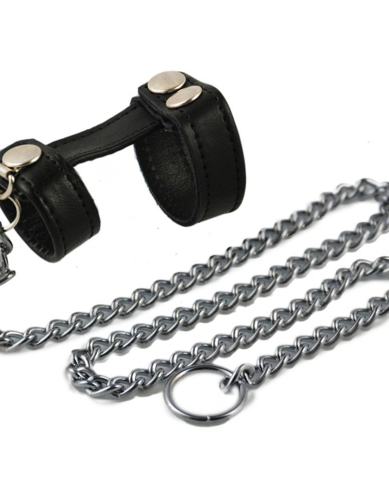RoB Cock Harness with Chain
