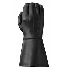 Lined Leather Gauntlets