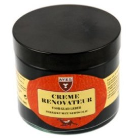 Leather Renovating Cream Black 250 ml