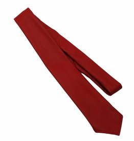 RoB Leather Tie red