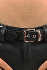 RoB Leder Bondage Gürtel, teilbar