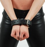 RoB Leather Handcuff Belt
