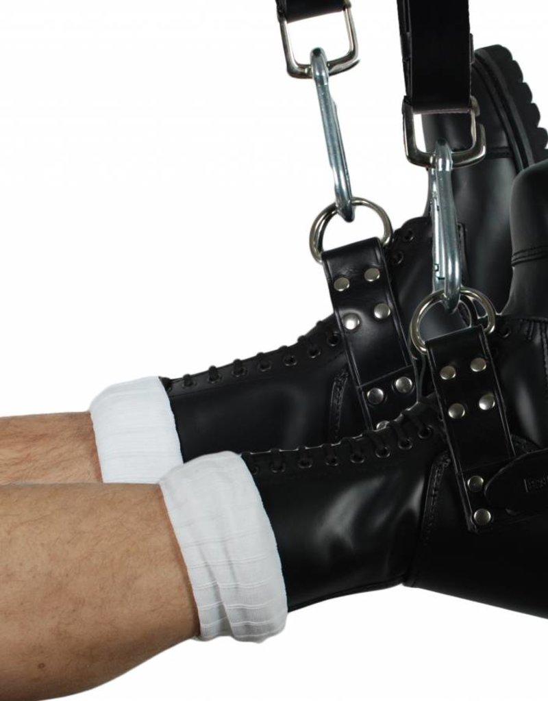 RoB Leather Ankle Suspension Restraints