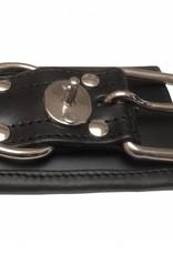 RoB Leder Armfessel, 10 cm, Abschliessbar