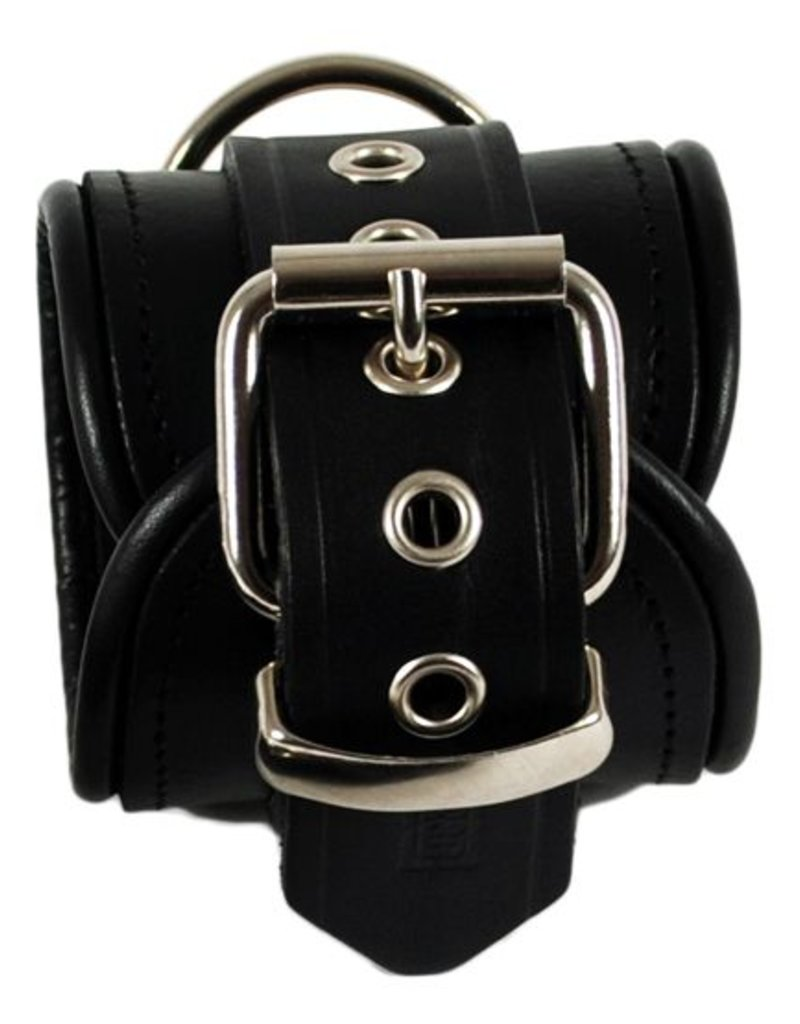 RoB Leather Wrist Restraints Black