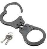 Handcuffs hinged