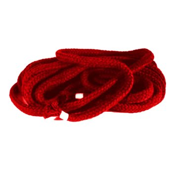 Bondage Rope red 8 mm