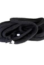 Bondageseil schwarz 10 mm