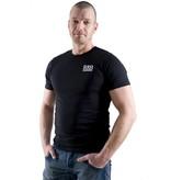 RoB RoB T-Shirt Zwart met wit logo