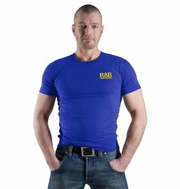 RoB RoB T-Shirt Blue/Yellow