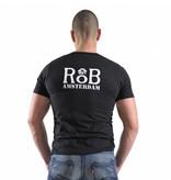 RoB RoB T-Shirt Schwarz/Weiss