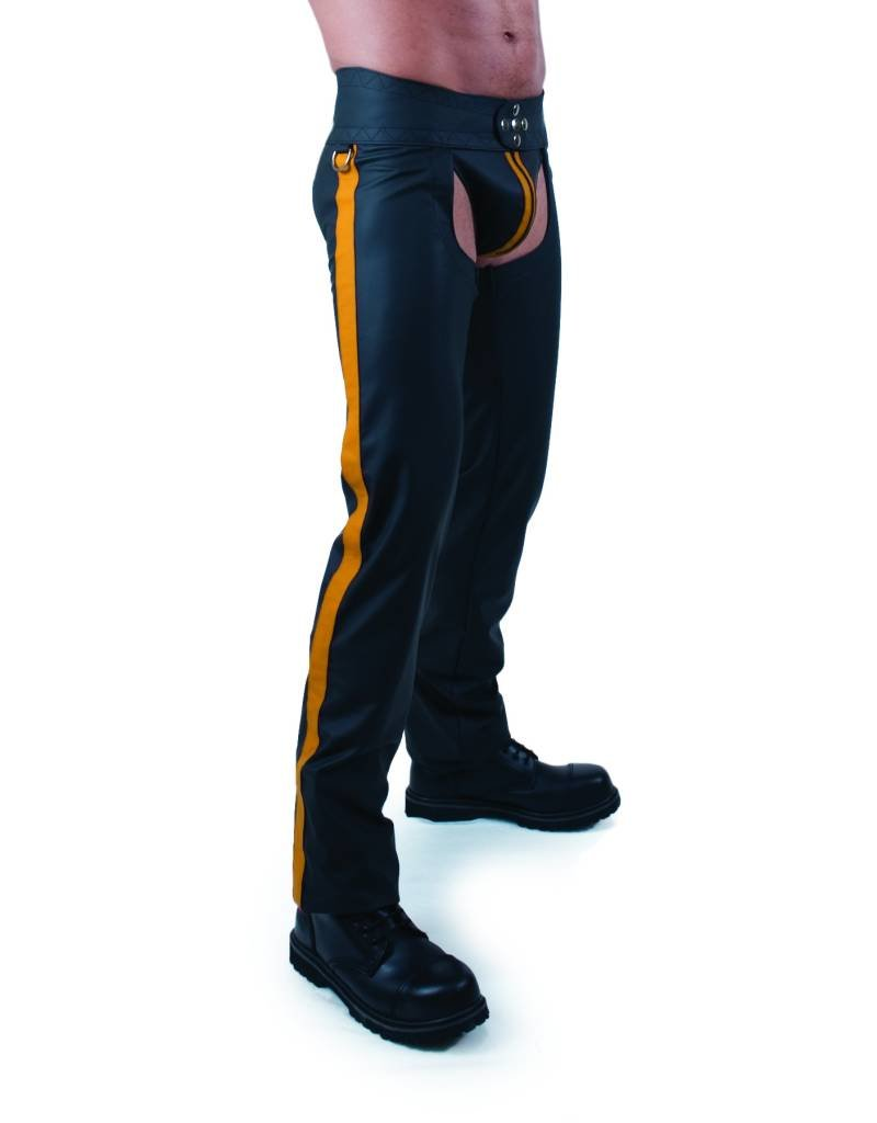 RoB F-Wear Chaps Yellow Stripe