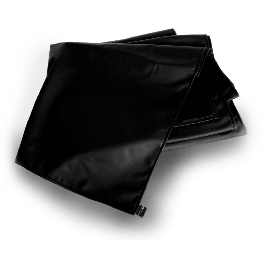 RoB F-Wear Bettlaken Schwarz, 150 x 245 cm