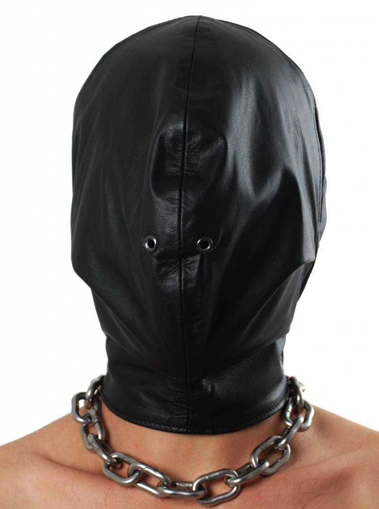 RoB Leather Kidnap Hood