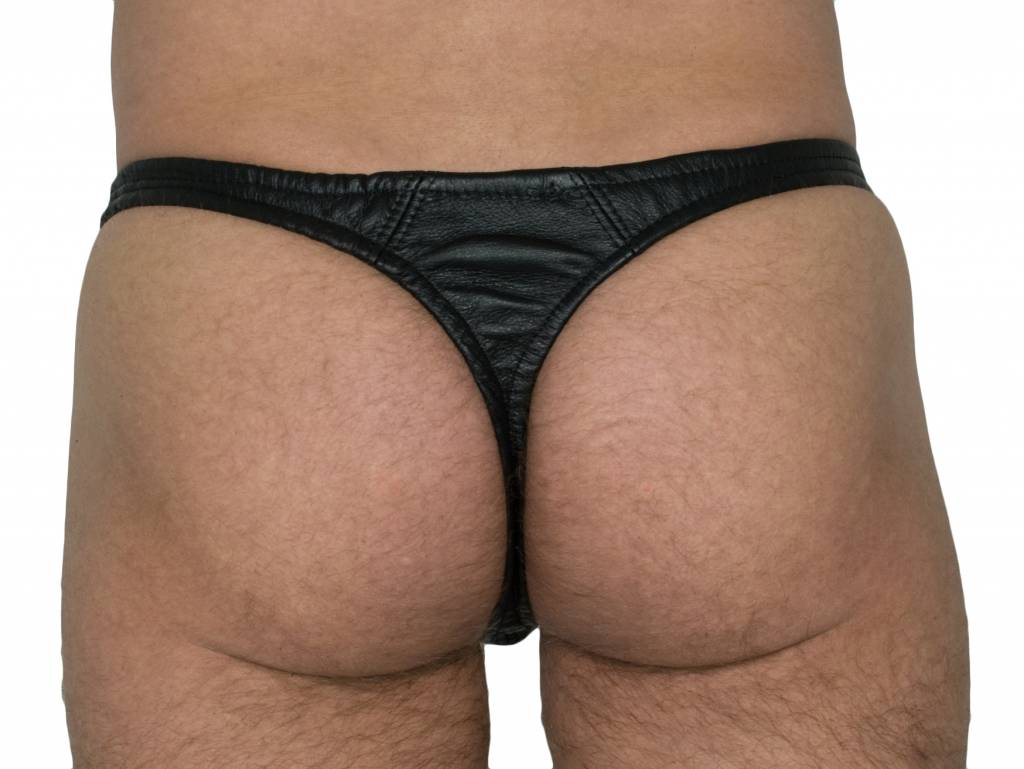 RoB Thong Slip with Front Zip