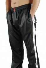 RoB Zwarte jogging broek met witte strepen
