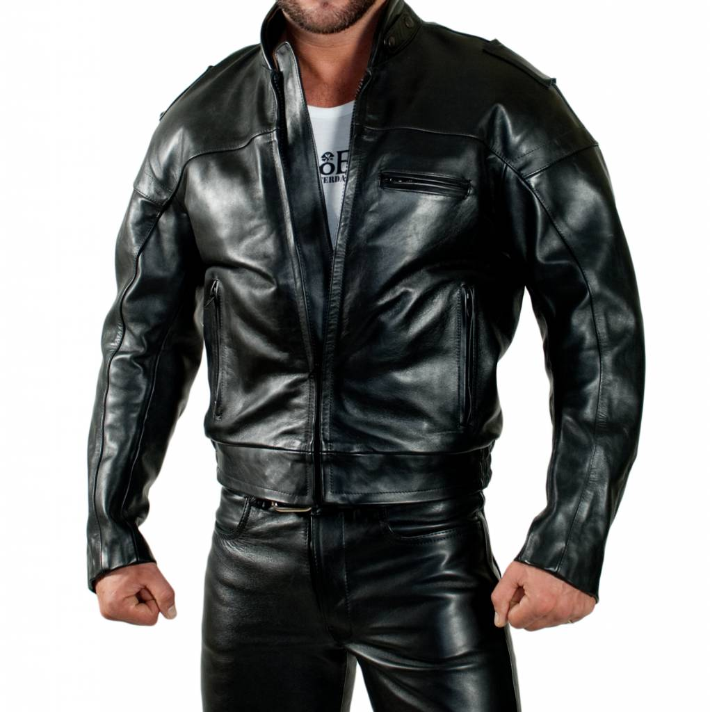 RoB Dutch Motorcycle Police Jacket