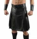 RoB Leather Scottish Kilt