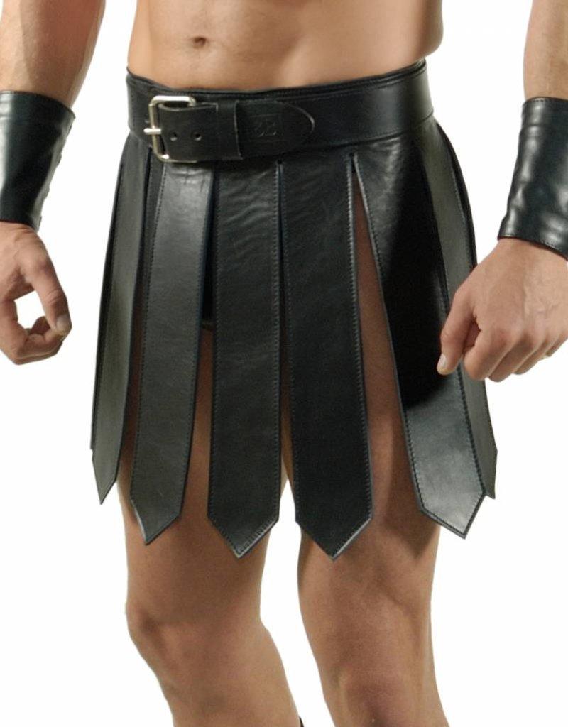 RoB Leren Gladiator Kilt