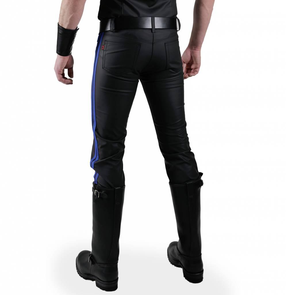 RoB F-Wear Jeans met dubbele blauwe strepen