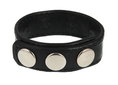 Leather Cockrings