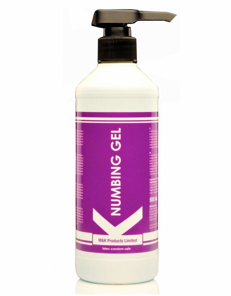 K-Lube K-Numbing Gel 500 ml