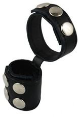 RoB Double Cock Strap Wide Ball Stretcher