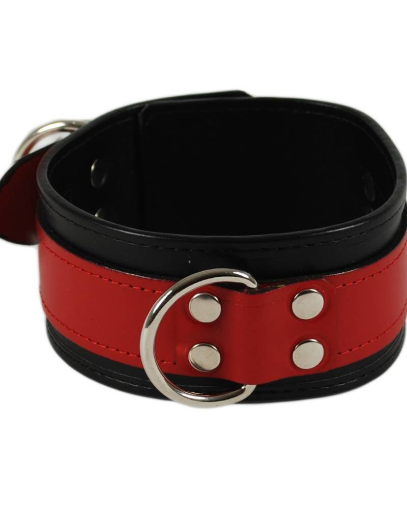 RoB Leather Fist Slave Collar