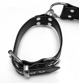 RoB Leather Neck to Back Restraints