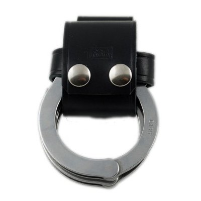 RoB Leather Handcuff holder with belt loops