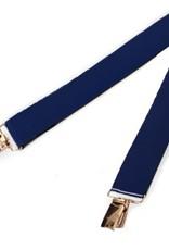 RoB Rubber bretels blauw
