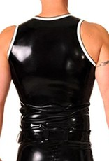 RoB Rubber Singlet with white trim