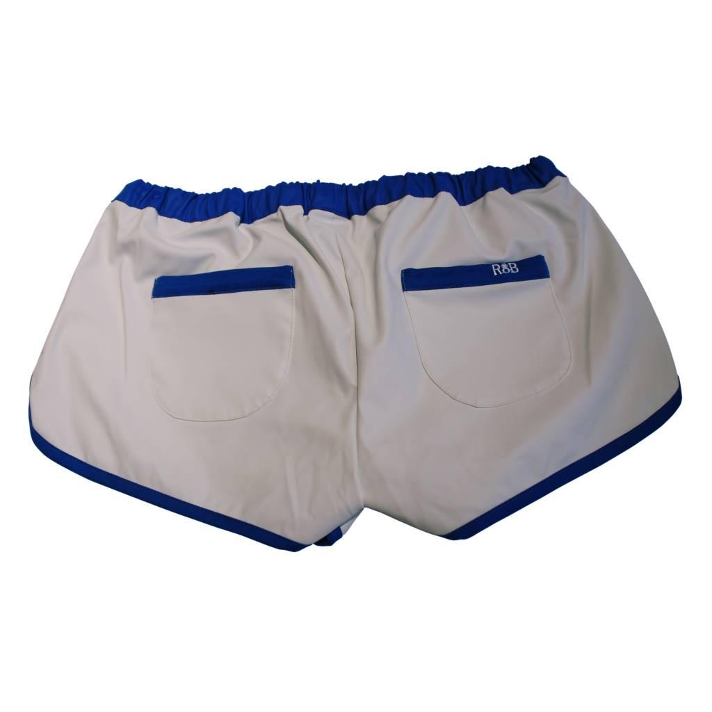 RoB F-Wear Sport Short Weiss/Blau