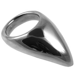 Masters in Steel Teardrop Cockring