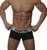Addicted Jock Boxer Schwarz
