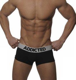 Addicted Jock Boxer Black