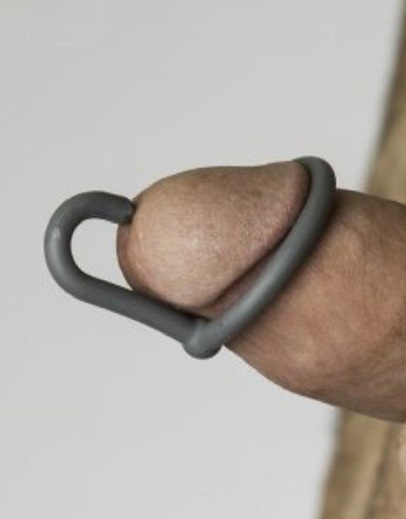Sport Fucker Silicone Cock Plug Black