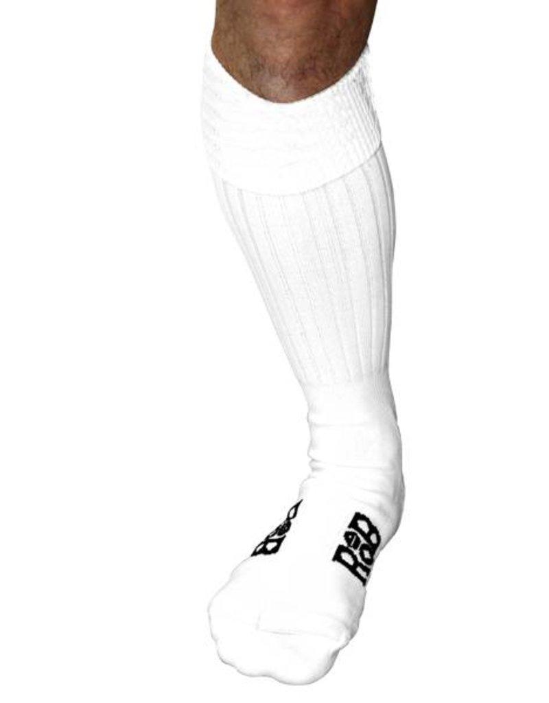 RoB RoB Boot Socks White