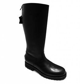 Leather Patrol Boots