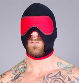 CellBlock 13 Riot Big Mouth Hood Black/Red