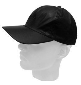 RoB Leather Baseball Cap