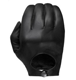 Leather Police Gloves Fastback